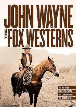 John Wayne: The Fox Westerns Collection (DVD)