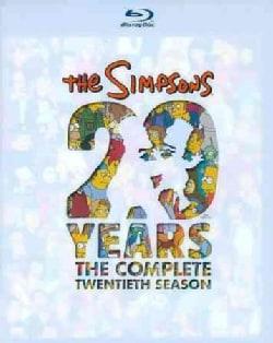 The Simpsons: The Complete Twentieth Season (Blu-ray Disc)