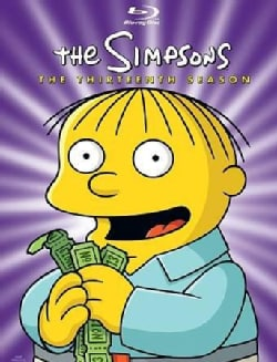 The Simpsons: The Complete Thirteenth Season (Blu-ray Disc)