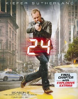 24: Season 8 (Blu-ray Disc)