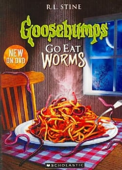 Goosebumps: Go Eat Worms! (DVD)