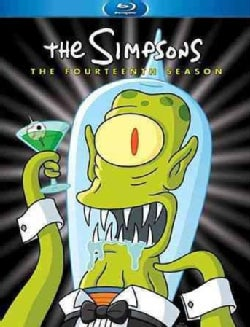 The Simpsons: The Complete Fourteenth Season (Blu-ray Disc)