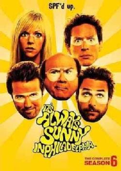 It's Always Sunny In Philadelphia: Season 6 (DVD)