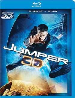 Jumper 3D (Blu-ray Disc)