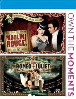 Moulin Rouge/Romeo And Juliet (Blu-ray Disc)