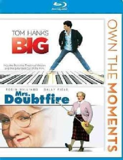 Big/Mrs. Doubtfire (Blu-ray Disc)