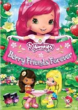 Strawberry Shortcake: Berry Friends Forever (DVD)