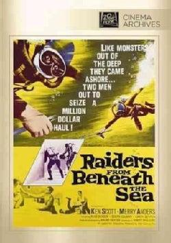 Raiders From Beneath The Sea (DVD)