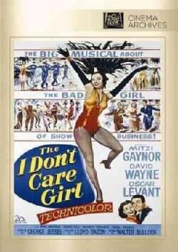 I Don't Care Girl (DVD)