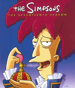 The Simpsons: The Complete Seventeenth Season (Blu-ray Disc)