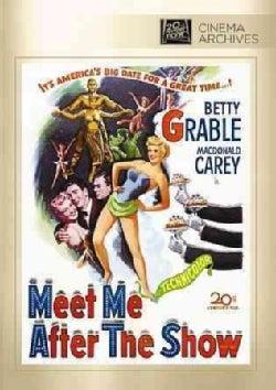 Meet Me After The Show (DVD)
