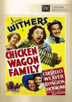 Chicken Wagon Family (DVD)