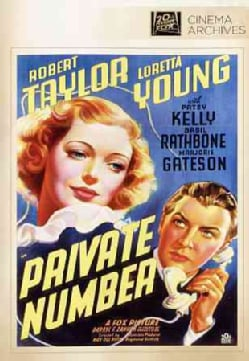 Private Number (DVD)