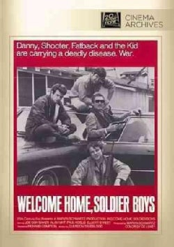 Welcome Home Soldier Boys (DVD)