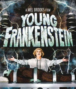 Young Frankenstein (40th Anniversary) (Blu-ray Disc)
