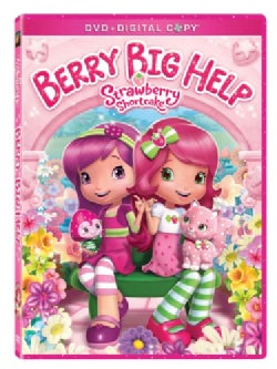 Strawberry Shortcake: Berry Big Help (DVD)