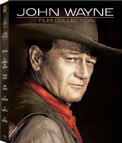 John Wayne Film Collection (Blu-ray Disc)