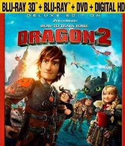 How To Train Your Dragon 2 3D (Blu-ray/DVD)