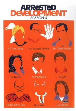 Arrested Development: Season 4 (DVD)