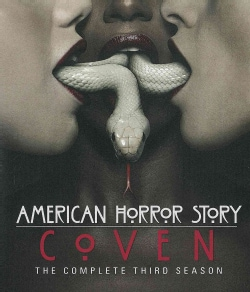 American Horror Story: Coven (Blu-ray Disc)