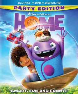 Home (Blu-ray/DVD)