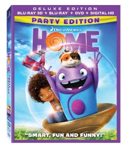 Home 3D (Blu-ray/DVD)