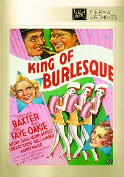 King Of Burlesque (DVD)