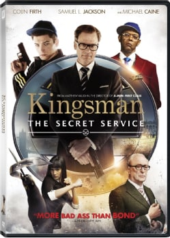 Kingsman: The Secret Service (DVD)