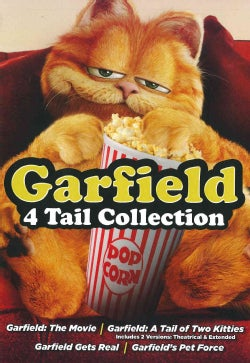Garfield 4 Tail Collection (DVD)