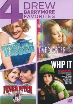 Never Been Kissed/Ever After/Fever Pitch/Whip It (DVD)