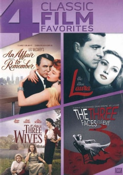An Affair To Remember/Laura/A Letter To Three Wives/The Three Faces Of Eve (DVD)