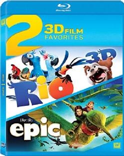 Rio/Epic (Blu-ray Disc)