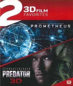 Prometheus/Predator (Blu-ray Disc)