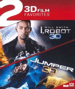 I, Robot/Jumper (Blu-ray Disc)