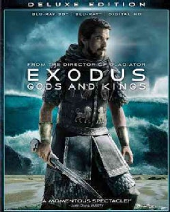 Exodus: Gods And Kings 3D (Blu-ray Disc)