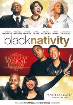Black Nativity Extended Musical Edition (DVD)