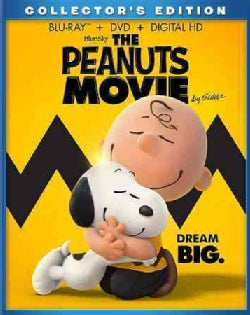 The Peanuts Movie (Blu-ray/DVD)