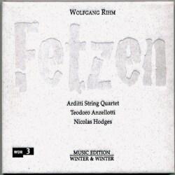 Arditti String Quartet - Rihm: Fetzen