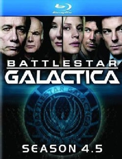 Battlestar Galactica: Season 4.5 (Blu-ray Disc)