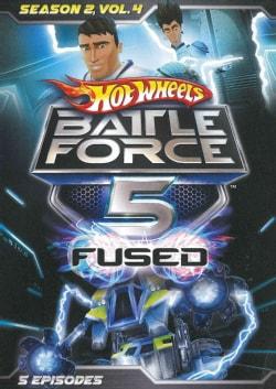 Hot Wheels: Battle Force 5: Season 2: Vol. 4 (DVD)