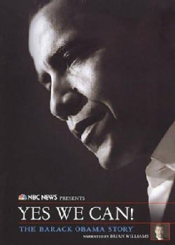 NBC News Presents: Yes We Can! The Barack Obama Story (DVD)