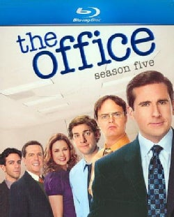 The Office: Season Five (Blu-ray Disc)