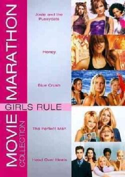 Girls Rule Movie Marathon Collection (DVD)