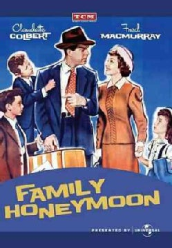Family Honeymoon (DVD)