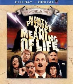 Monty Python's The Meaning Of Life (30th Anniversary Edition) (Blu-ray Disc)