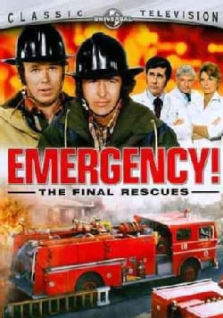 Emergency! The Final Rescues (DVD)