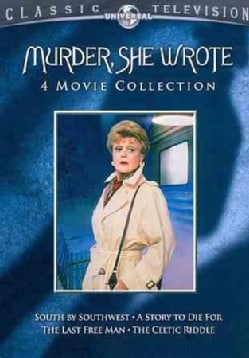 Murder, She Wrote: 4 Movie Collection (DVD)