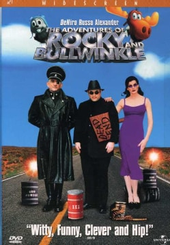 The Adventures Of Rocky And Bullwinkle (DVD)