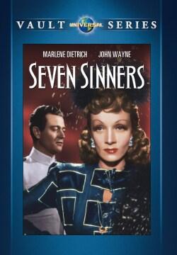Seven Sinners (DVD)