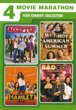 4 Movie Marathon: Teen Comedy Collection (DVD)